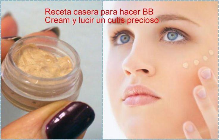 Descubre cómo hacer tu propia BB Cream con ingredientes que ya tienes en casa.
