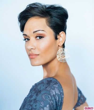 Empire's Grace Gealey Discusses Her Big Chop: 'I Would Hide Behind My Hair'
