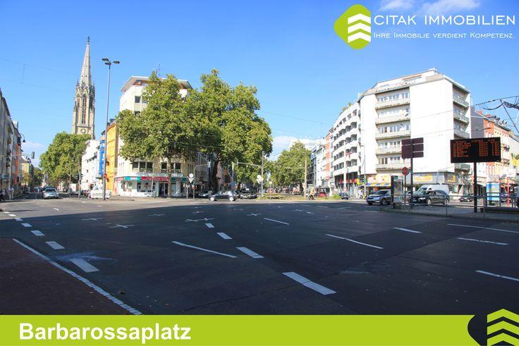 Köln-Neustadt Süd-Barbarossaplatz