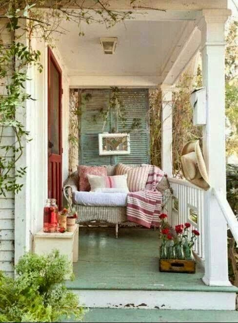 During any season we want to stay outdoors. That's why it's very important how you decorate your garden, porch and patio. You can create an...