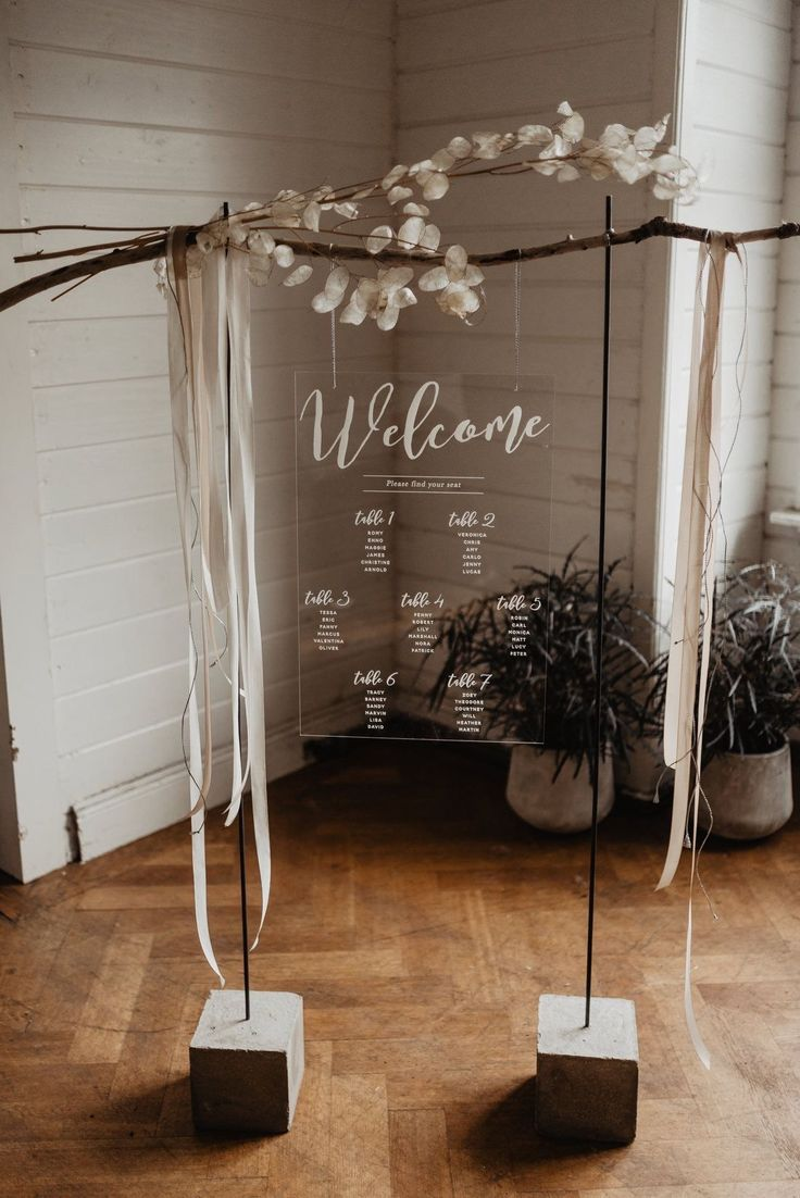 signe   – Wedding Signs