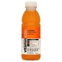 Waitrose  Glacéau Vitamin Water Essential (Vitamin C+Calcium) Orange 500ml  1.42p (28.4p per 100ml)  BRAND PRICE MATCH - CHECKED TESCO.COM 02/01/2013