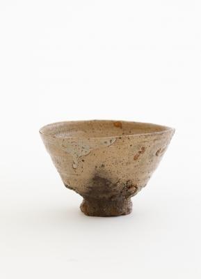 Tea bowl, O-Ido style - Nakamura