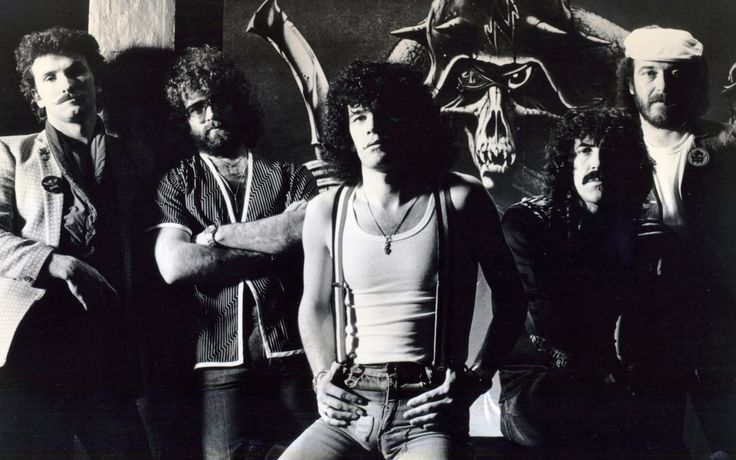 Nazareth Are A Scottish Hard Rock Band Founded In 1968