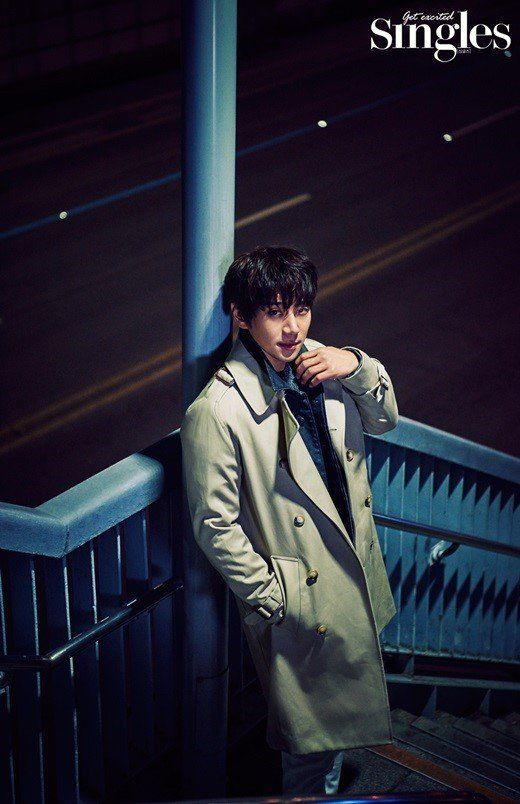 Hwang Chi Yeol is on the run for 'Singles'   allkpop.com