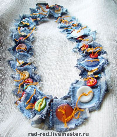 Jeans & Buttons