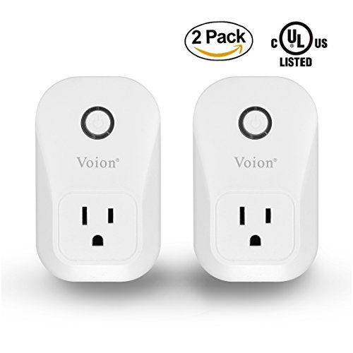 1031 best amazon alexa smarthome images on pinterest special alexa smart wifi plug voion 2017 smart plug wifi socket outlet for smart home lights appliances fandeluxe Image collections