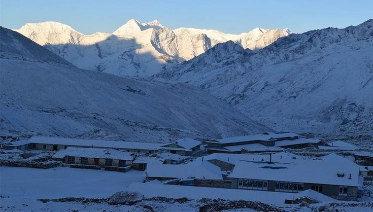 The best adventure trek to Everest base camp Nepal