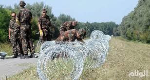 المجر تنتهي من بناء جدار عازل مع كرواتيا لمنع تدفق اللاجئين - http://www.watny1.com/360975.html