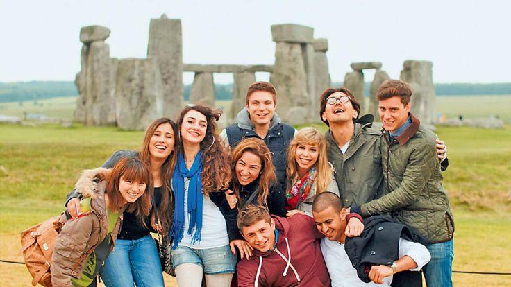 Sprachreisen nach Großbritannien für Jung und Alt. <3 Interesse?   www.steinfels.de #Sprachreisen #Sprachferien #England #Großbritannien #Schüler #Sprachschüler #Englischlernen