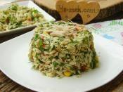 Tavuklu Arpa Şehriye Salatası Tarifi Hazırlanış Resmi 7 - Kolay ve Resimli Nefis Yemek Tarifleri