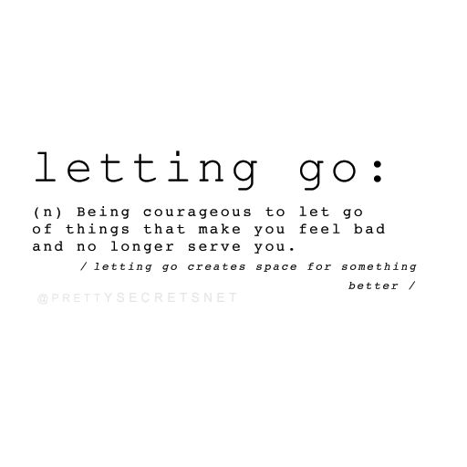 18 best images about Letting Go Quotes on Pinterest | Definitions ...
