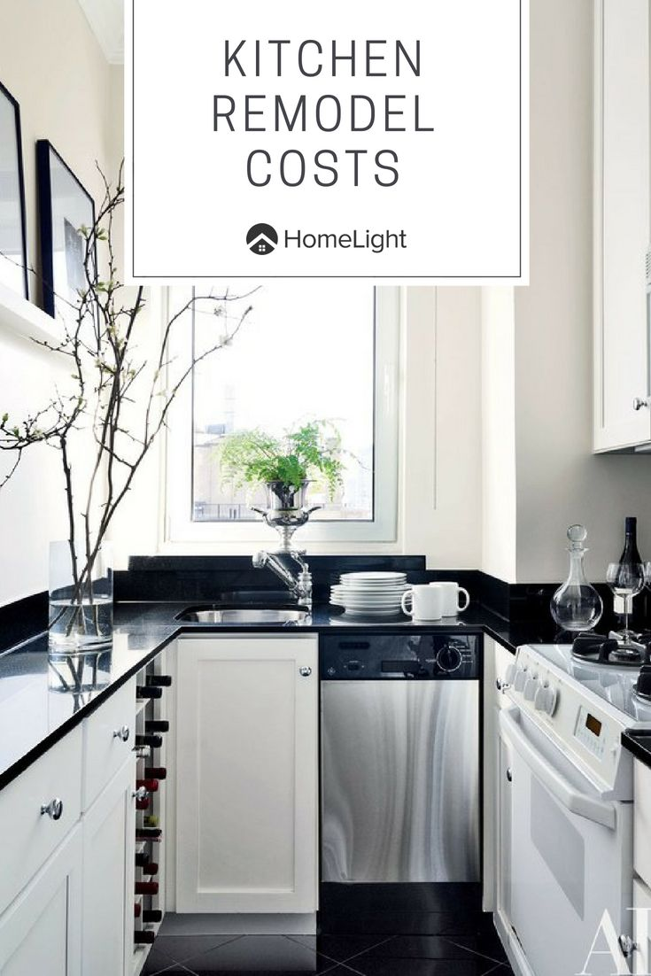 How much does it cost to remodel your kitchen? Kitchen ...