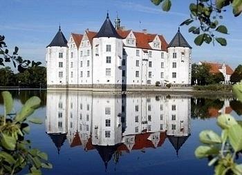 Schloss Glücksburg, Schleswig-Holstein, Deutschland
