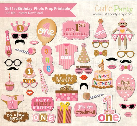 52 Best Images About Printable Photo Props On Pinterest