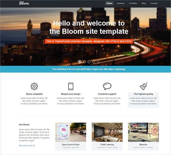 Php Website Templates 16 Best Php Templates Images On Pinterest  Php Template Role