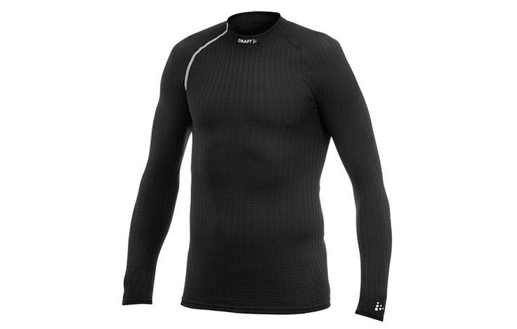 ​Craft Active Extreme Crewneck Baselayer http://www.bicycling.com/bikes-gear/recommended/10-great-deals-on-winter-cycling-gear/slide/10