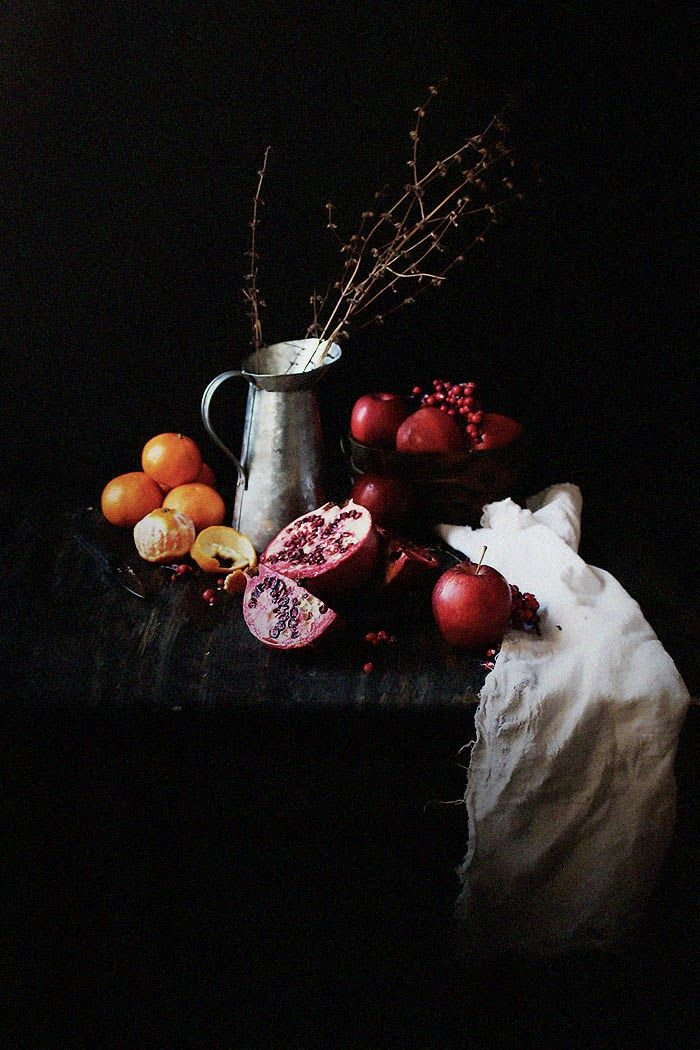 Oatgasm - this looks like a painting! Incredible still life food photography. And good enough to eat.