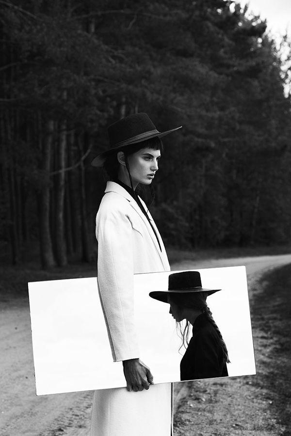 MELANCHOLY on Fashion Served #FredericClad