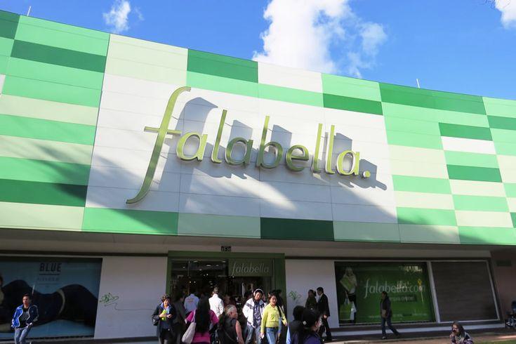 Tiendas Falabella Bogota
