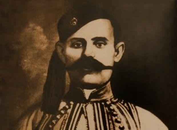 Σλαβόφωνος οπλαρχηγός, που πολέμησε για την ελληνική υπόθεση στις παραμονές του Μακεδονικού Αγώνα.