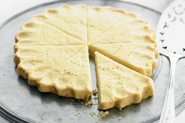 Traditional Shortbread Recipe - Taste.com.au I've been looking for this recipe forever!