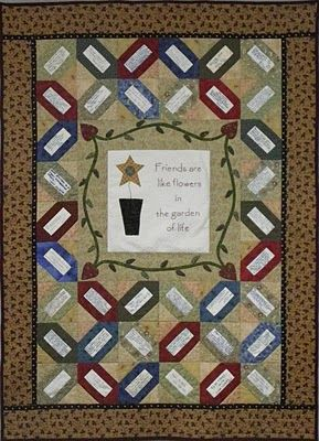 Cheryl Lynch Quilts: A Signature Quilt Filled with Love