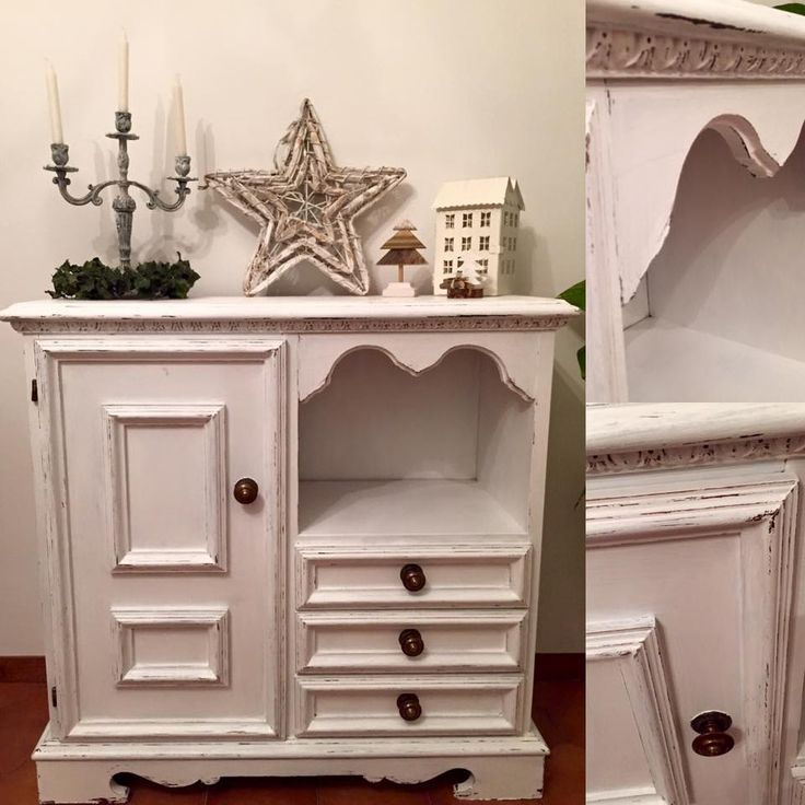 17 best images about restyling mobili shabby chic shabby - Mobiletto shabby chic ...
