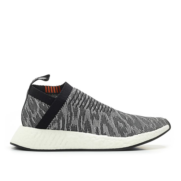 adidas Originals NMD CS2 PK City Sock Primeknit Boost (schwarz / grau) (EU 43 1/3 / US 9.5) #lpu #sneaker #sneakers