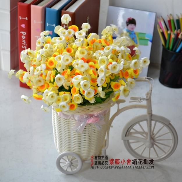 весна украшения дома с цветами, настольные центральные