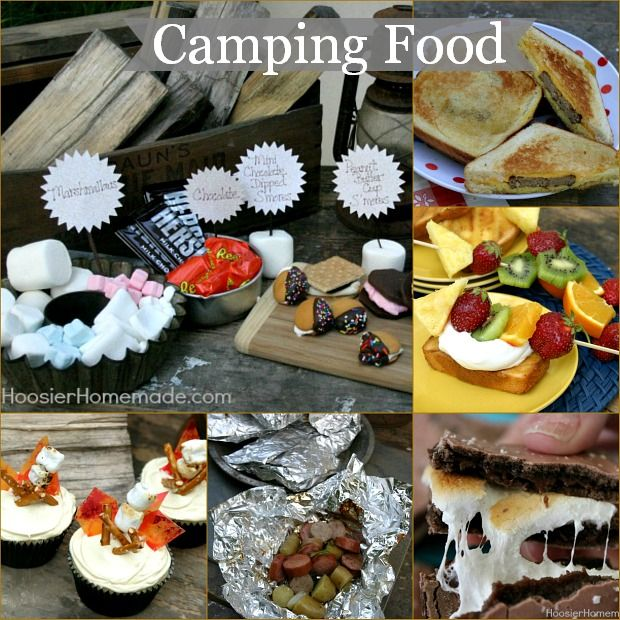 Best Camping Recipes Easy Camping Food Ideas: 43 Best Food Ideas For Canoe/Kayak Camping Images On