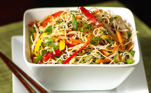 Epicure's Asian Noodle Salad  (Copyright © Epicure Selections)
