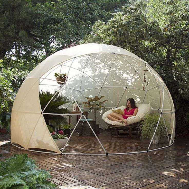 Multifunctional pvc geodesic dome tent at factory price