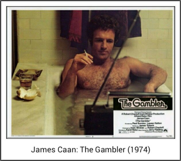 The Gambler Lobby Card (1974)