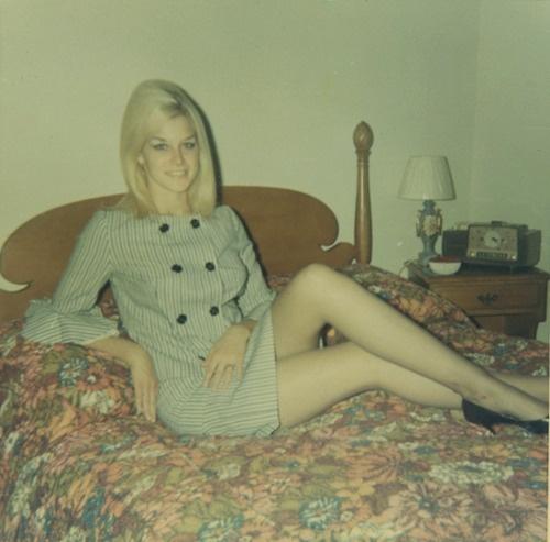 Polaroid ex wife pics