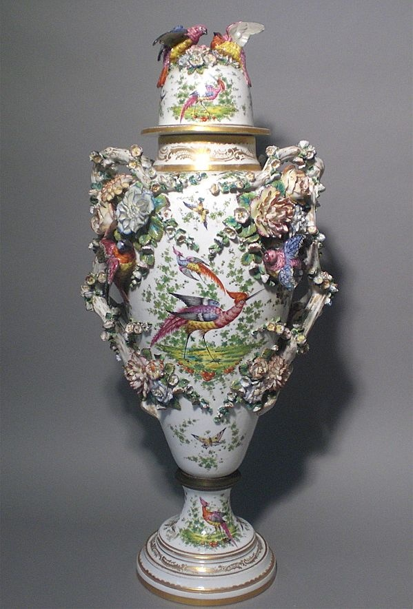 927 Best Images About Capodimonte Coalport And Chelsea
