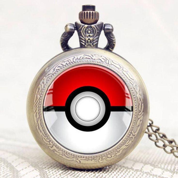 Pokemon Chic Pocket Watch