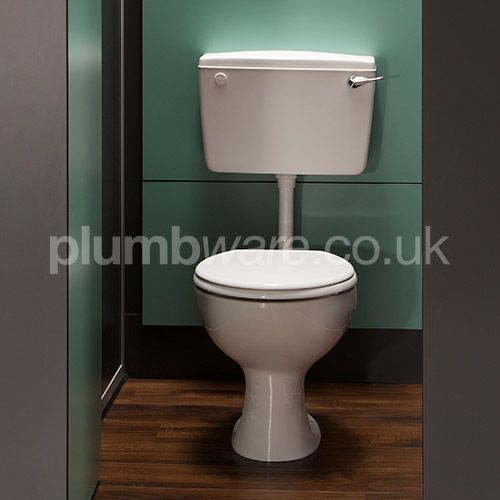Low-Level Toilet Pack available from Plumbware.co.uk