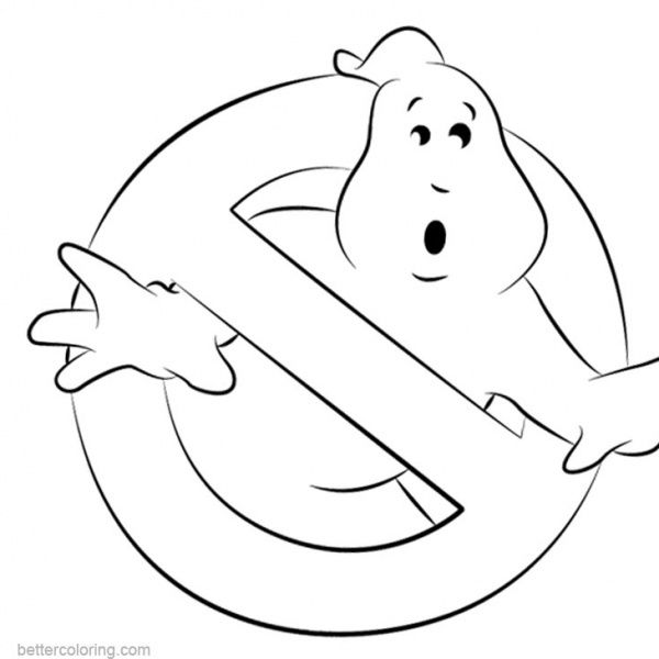 Stay Puft Marshmallow Man From Ghostbusters Coloring Pages Free