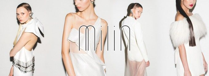 Milin – Thai Fashion Designer #designerfashion #Thailand #Milin