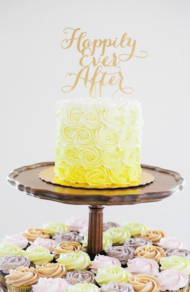 17 best My Wedding- Cake images on Pinterest | Cake wedding ...