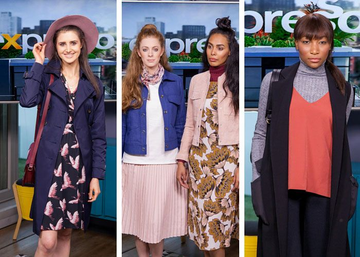 Autumn is the perfect time of the year to rethink your wardrobe, and Fashion Director Alexis Chaffe Mey is here to lend a fashion helping hand!