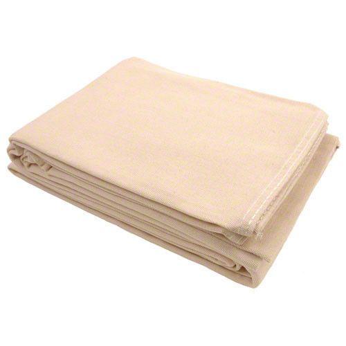 10oz Heavy Canvas Drop Cloth - 4' x 15' - Painters Cloth - Floor Guard