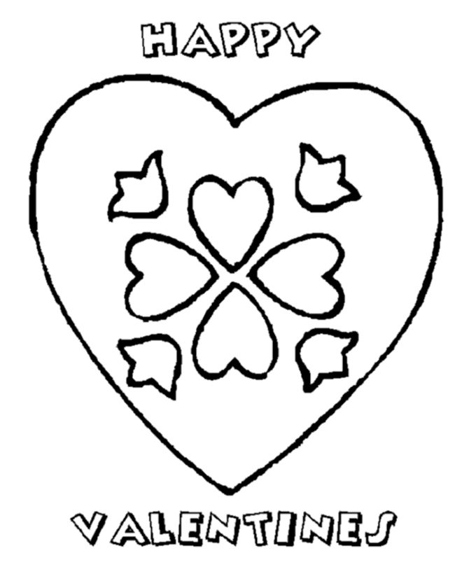 valentine heart coloring pages valentine hearts coloring page shows a happy valentine valentine heart