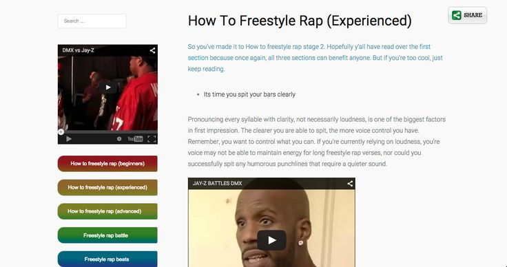 Took A Minute But FINALLY Here!! How to Freestyle rap STAGE 2!! #VerbalBullets #LoveRAP www.flowfosho.com