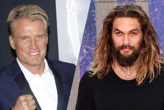 The #aquaman cast lands #DolphLundgrento star with #JasonMomoa and will play  King Nereus of the aquatic kingdom of Xebel