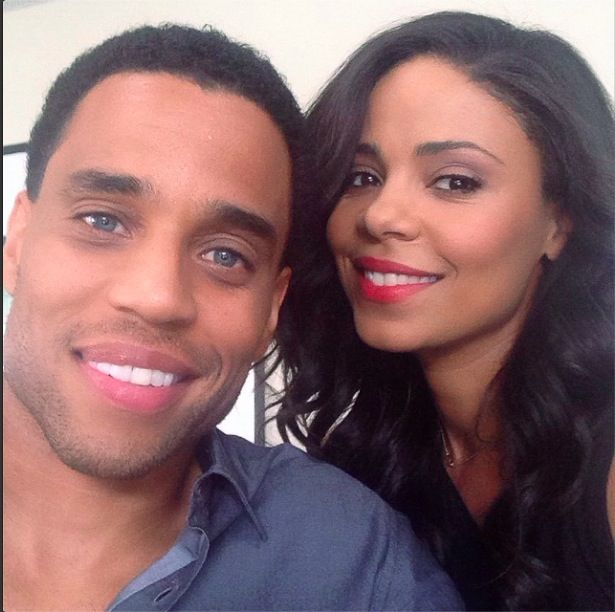 Sanaa's Selfies - 20 Sanaa Lathan Selfies So Gorgeous, You Might Have to Look Twice