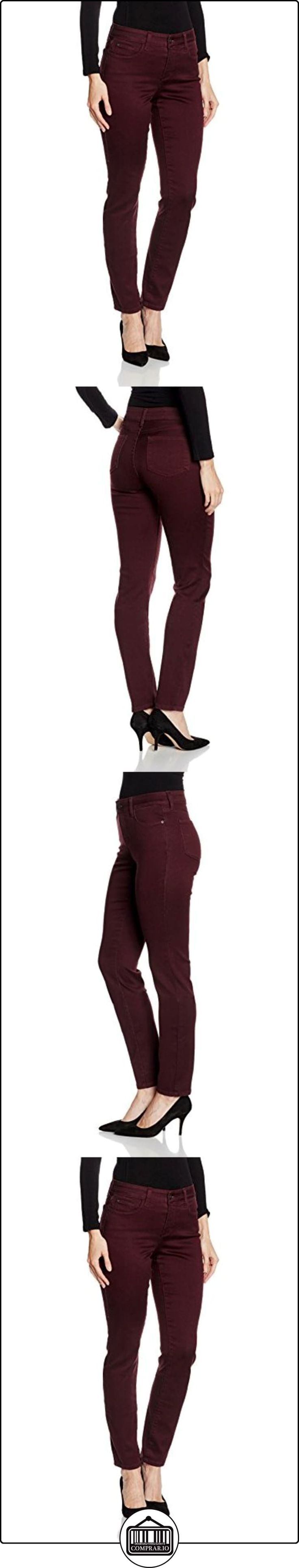 NYDJ Alina Legging, Azul para Mujer, Brown (Brandy Wine), 48  ✿ Vaqueros ✿