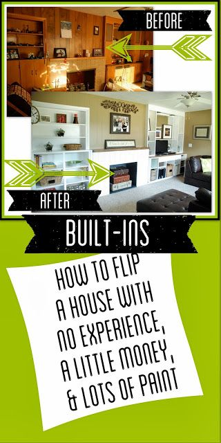 Bright Green Door Blog: How to Flip a House