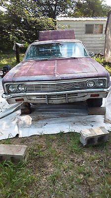 eBay: 1966 Chevrolet Caprice 1966 chevy caprice project car's #carparts #carrepair